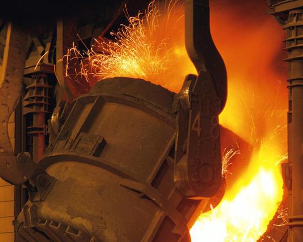 液体定量分装冶金应用