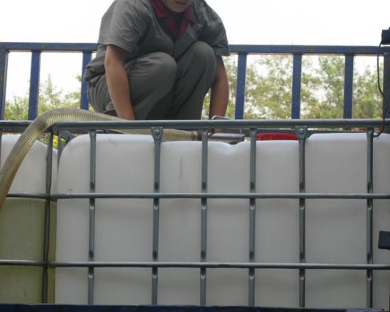 液体灌装流水线案例