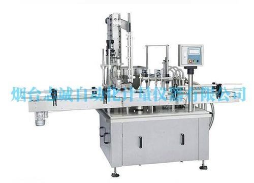 青岛液体灌装机